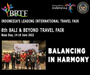 BBTF is Indonesia's Leading International Travel and Tourism Fair